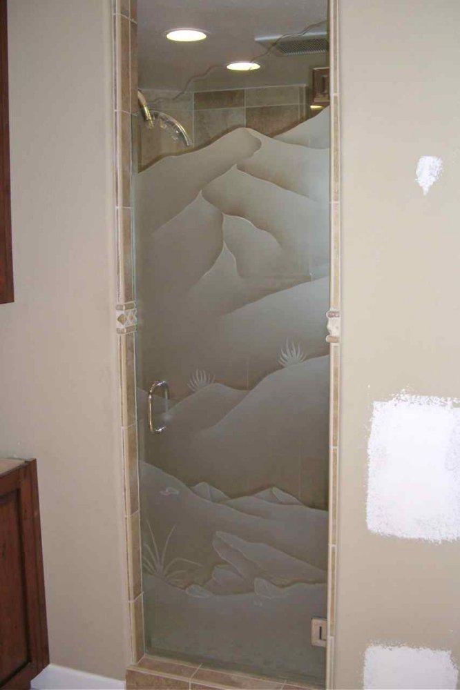 Shower Panels Sans Soucie Art Glass