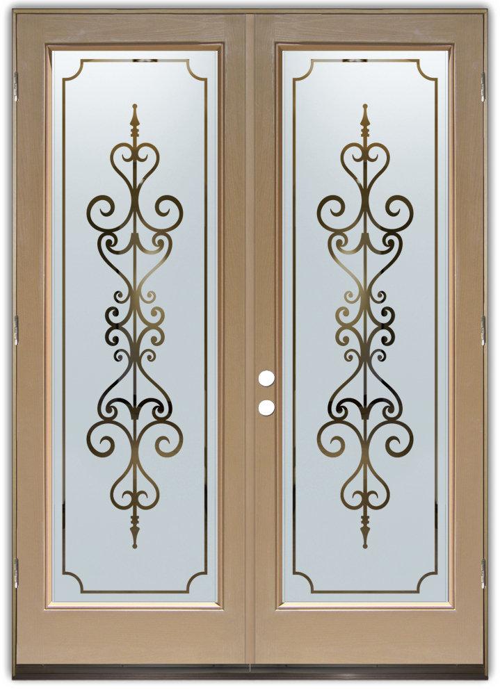 Oriental designs sans soucie art glass for Glass doors designs interior