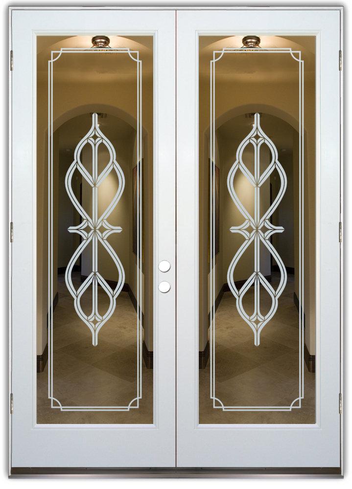 Exterior Glass Doors Sans Soucie Art Glass