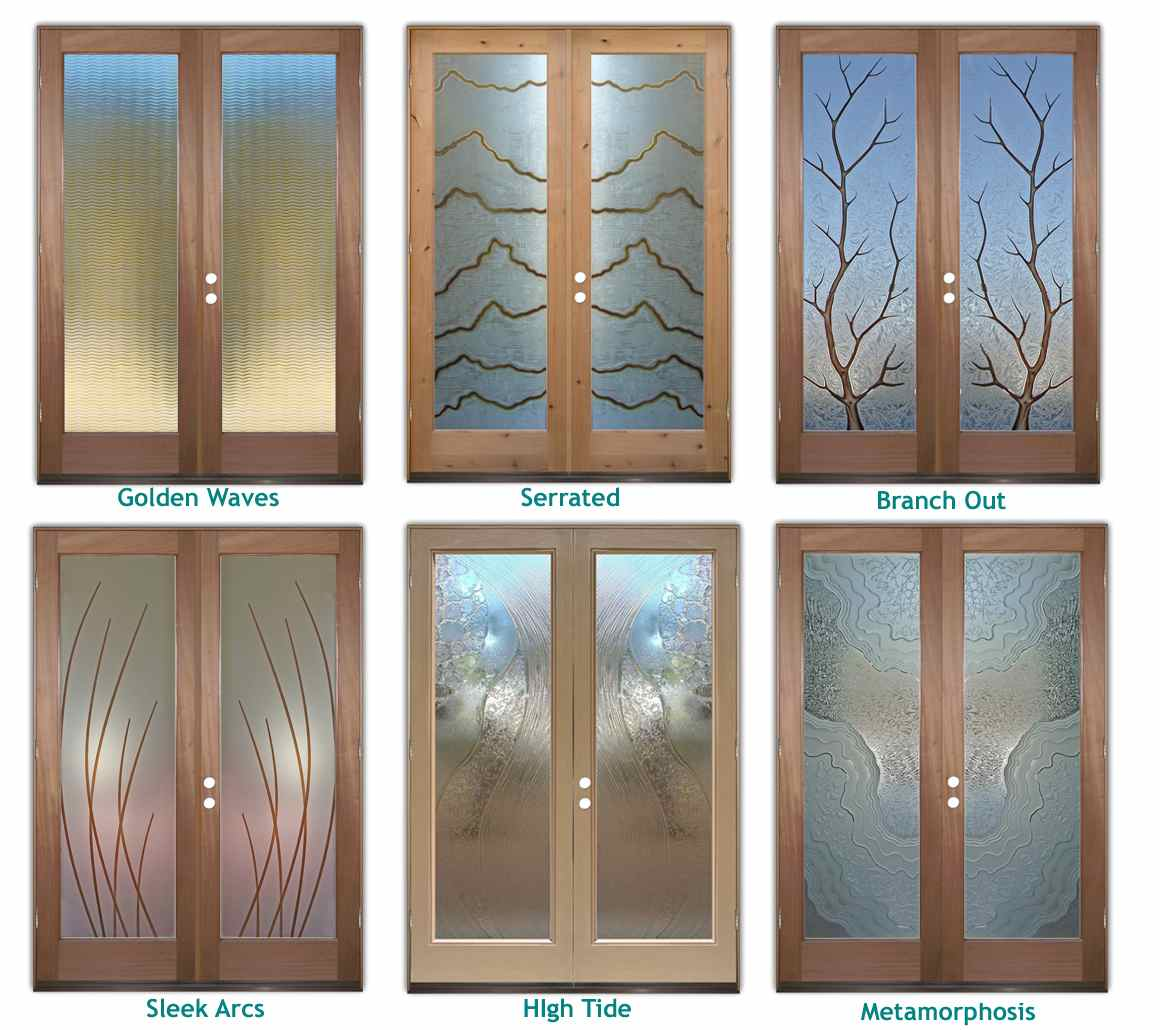 1030 #6C4C3A  Photos Glass Doors Front Entry Etched Glass Door Rain Glass Texture picture/photo Glass Front Doors 39491160