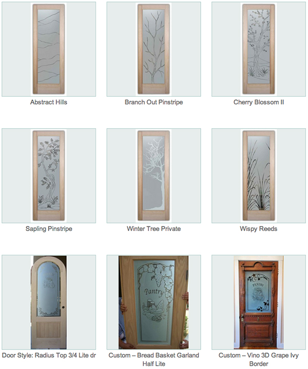Frosted Glass Pantry Doors Sans Soucie Art Glass