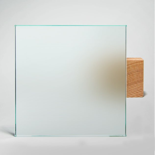 Sans Soucie Frosted Glass