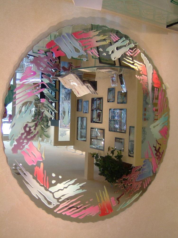 Decorative Etched Carved Mirrors Mirror Frames Sans Soucie