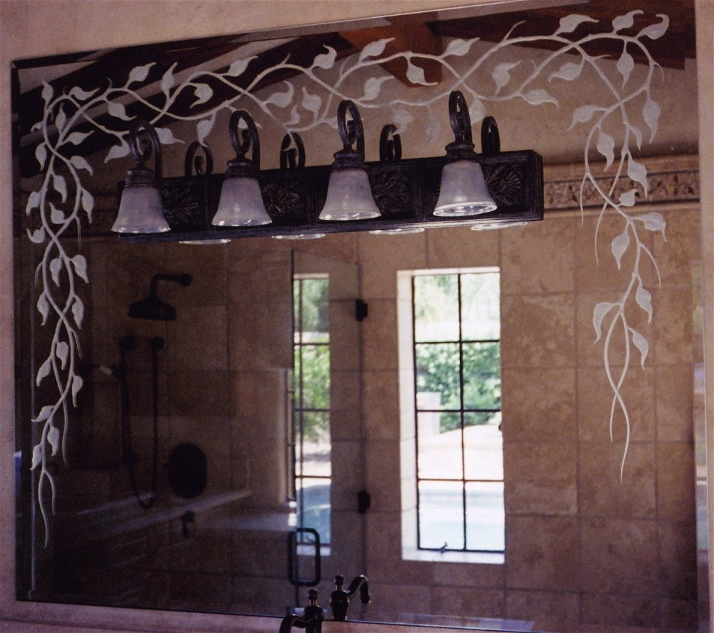 Decorative Etched Carved Mirrors Mirror Frames Sans Soucie