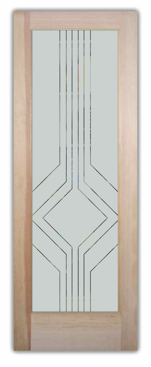 Frosted Glass Pantry Doors: Contemporary Designs By Sans