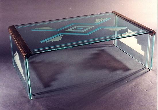 Etched Gl Tables Sans Soucie