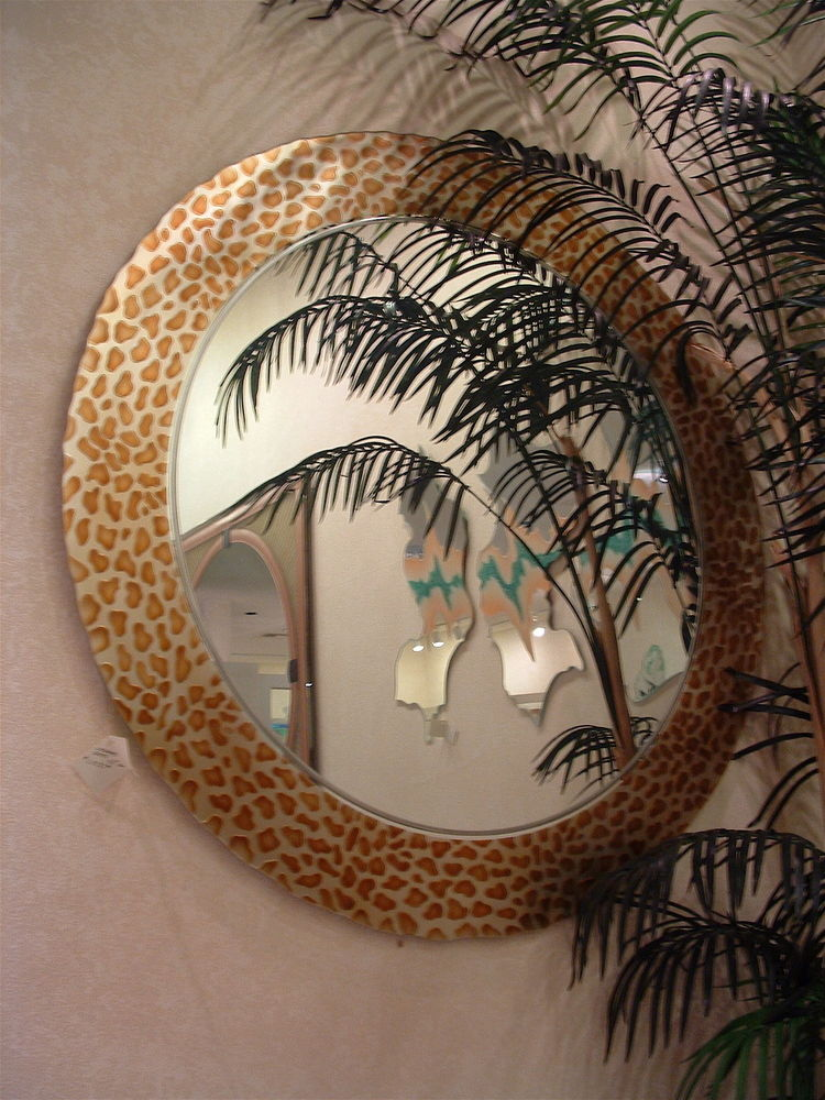 Decorative Mirrors - Sans Soucie Art Glass