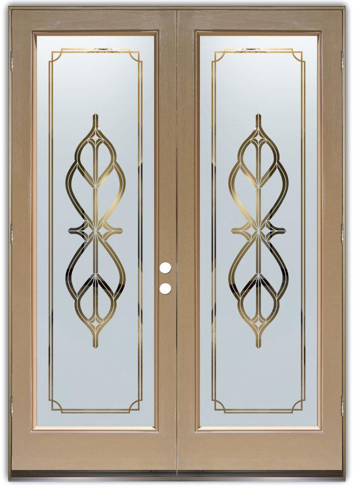 Gl Doors With A Vintage Feel Sans Soucie