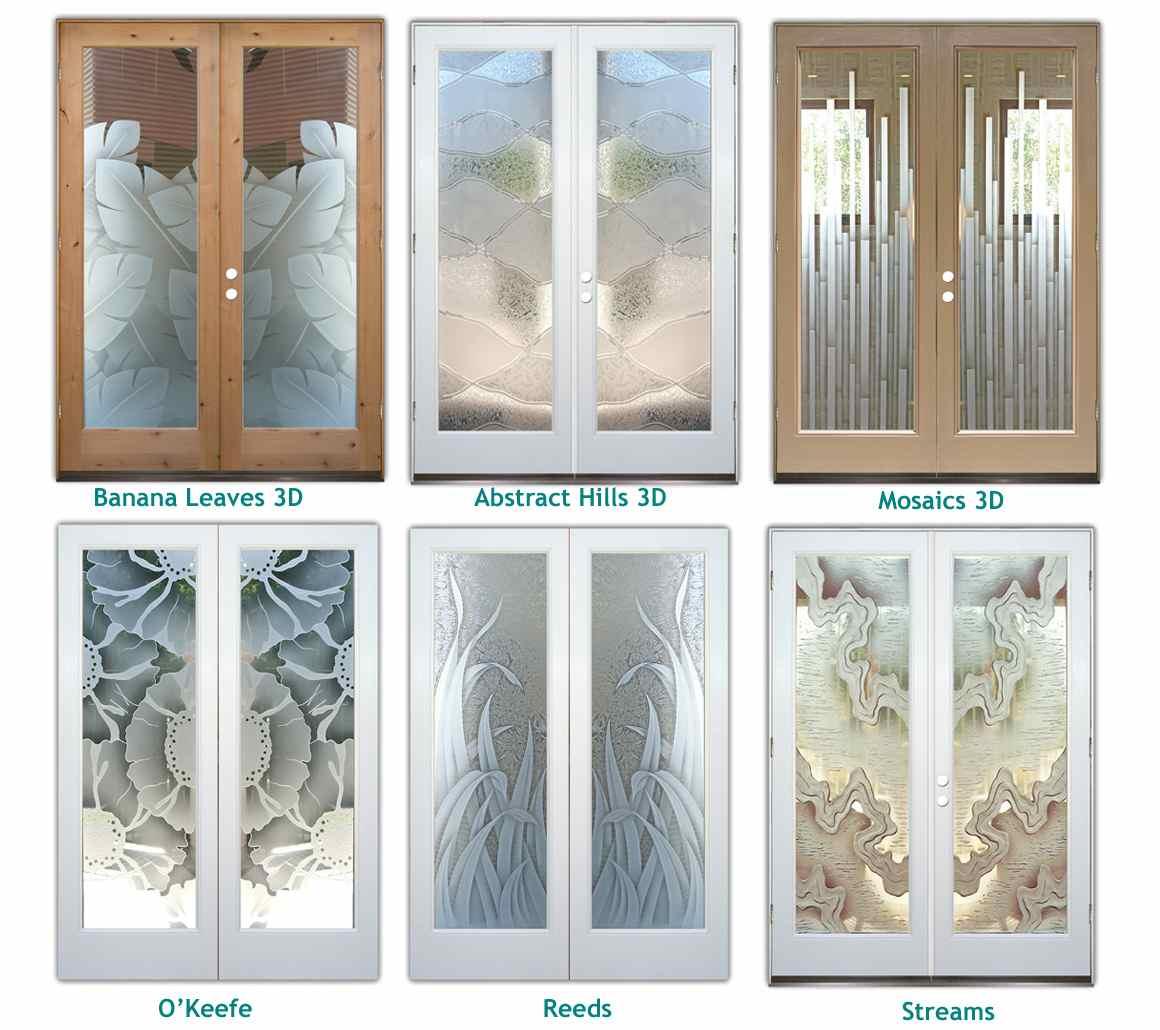 Glass Front Doors That You Customize L Sans Soucie