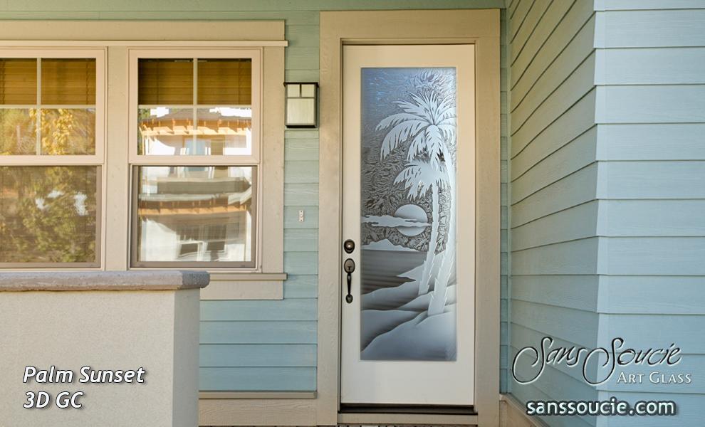 beach doors