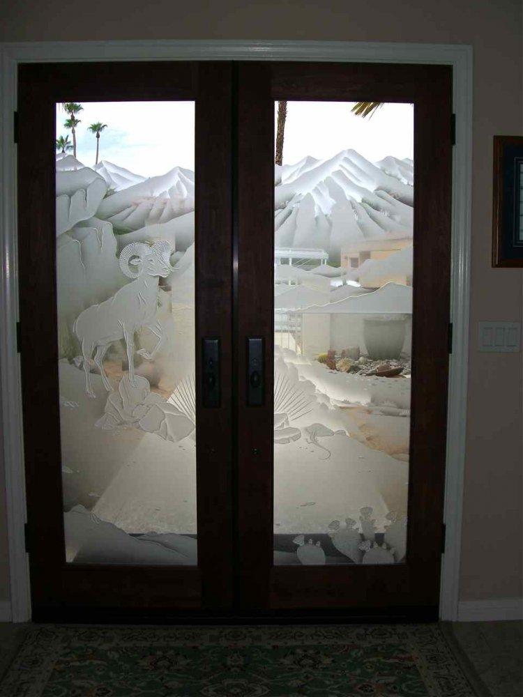 Arcs II Door Private