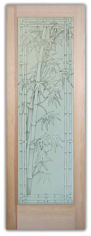 Bamboo Shoots Border