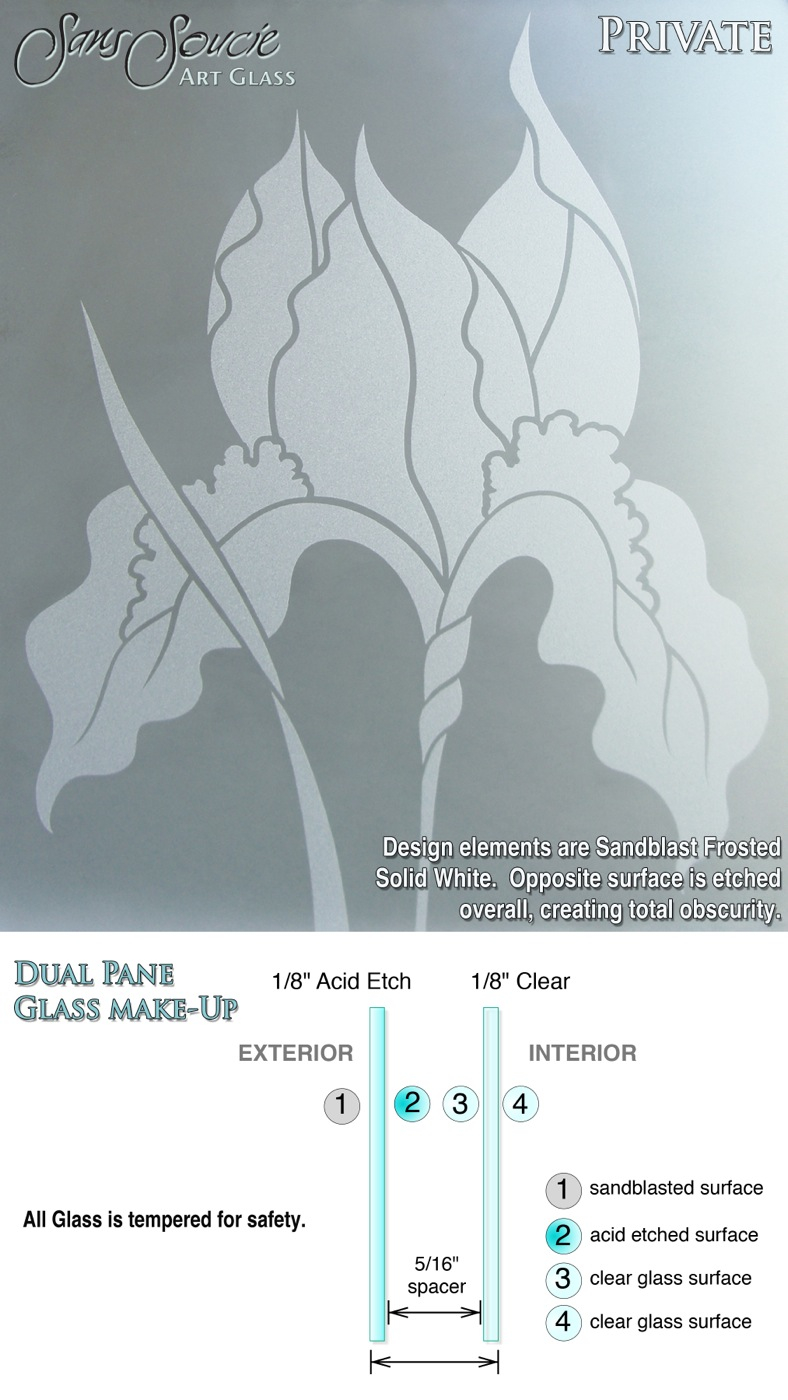 etched pantry glass doors classic