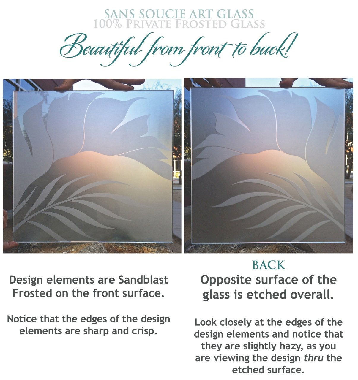 custom glass doors etched contemporary arcs