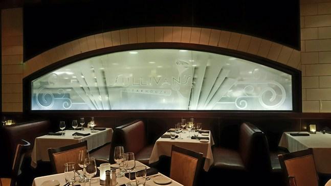 Sullivans Steakhouse (similar look)