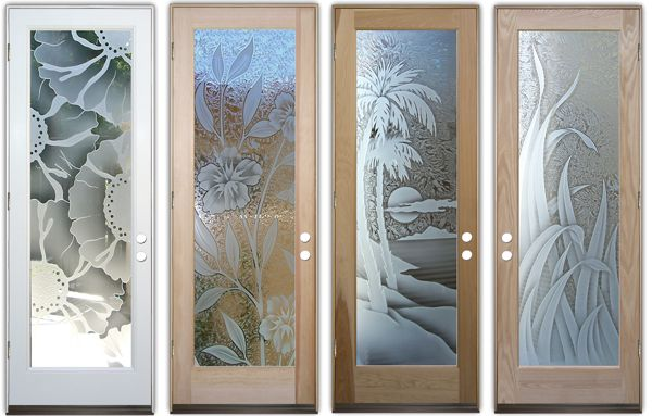 tropical doors
