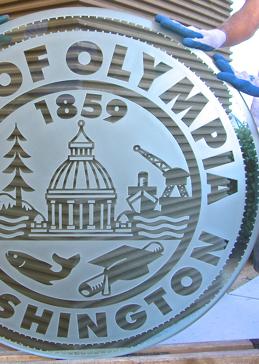 City of Olympia (similar look)