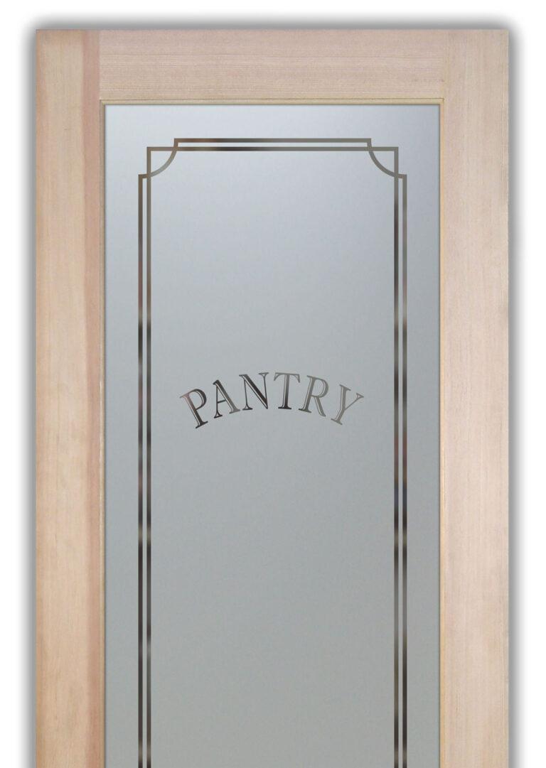 Concave Corner Pantry