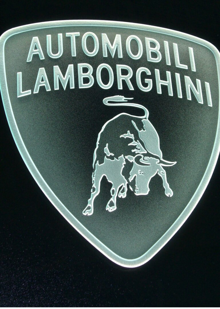 Lamborghini (similar look)