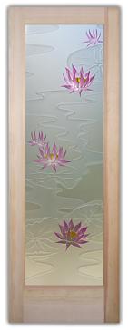 Lily Pads Lotus