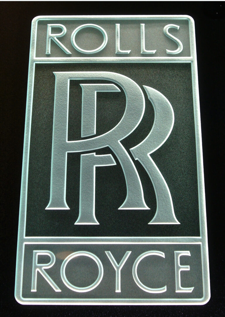 Rolls Royce (similar look)