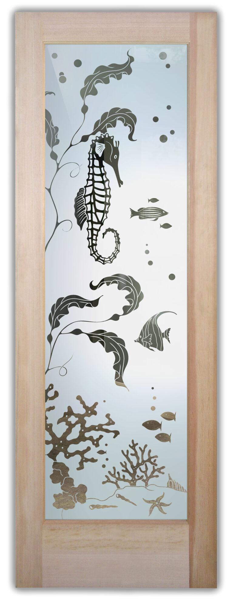 Aquarium Seahorse