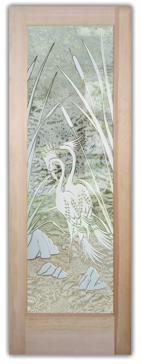 Cranes & Cattails