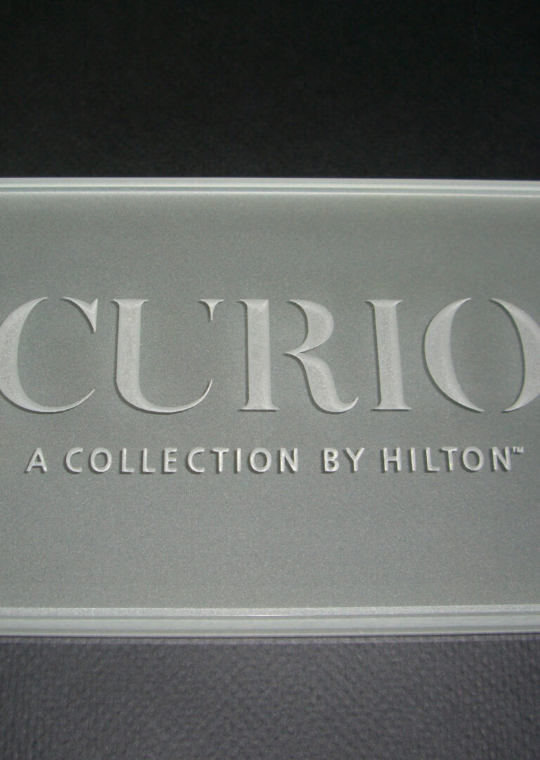 Curio Logo (similar look)