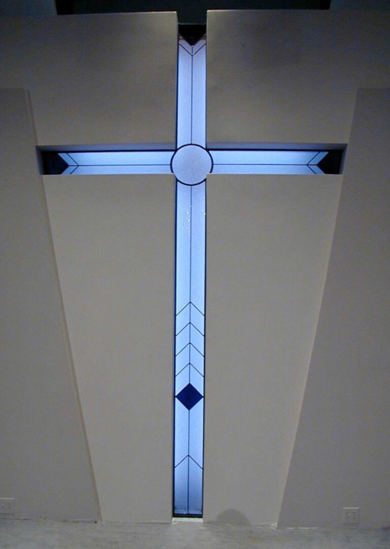 Desert Chapel Cross