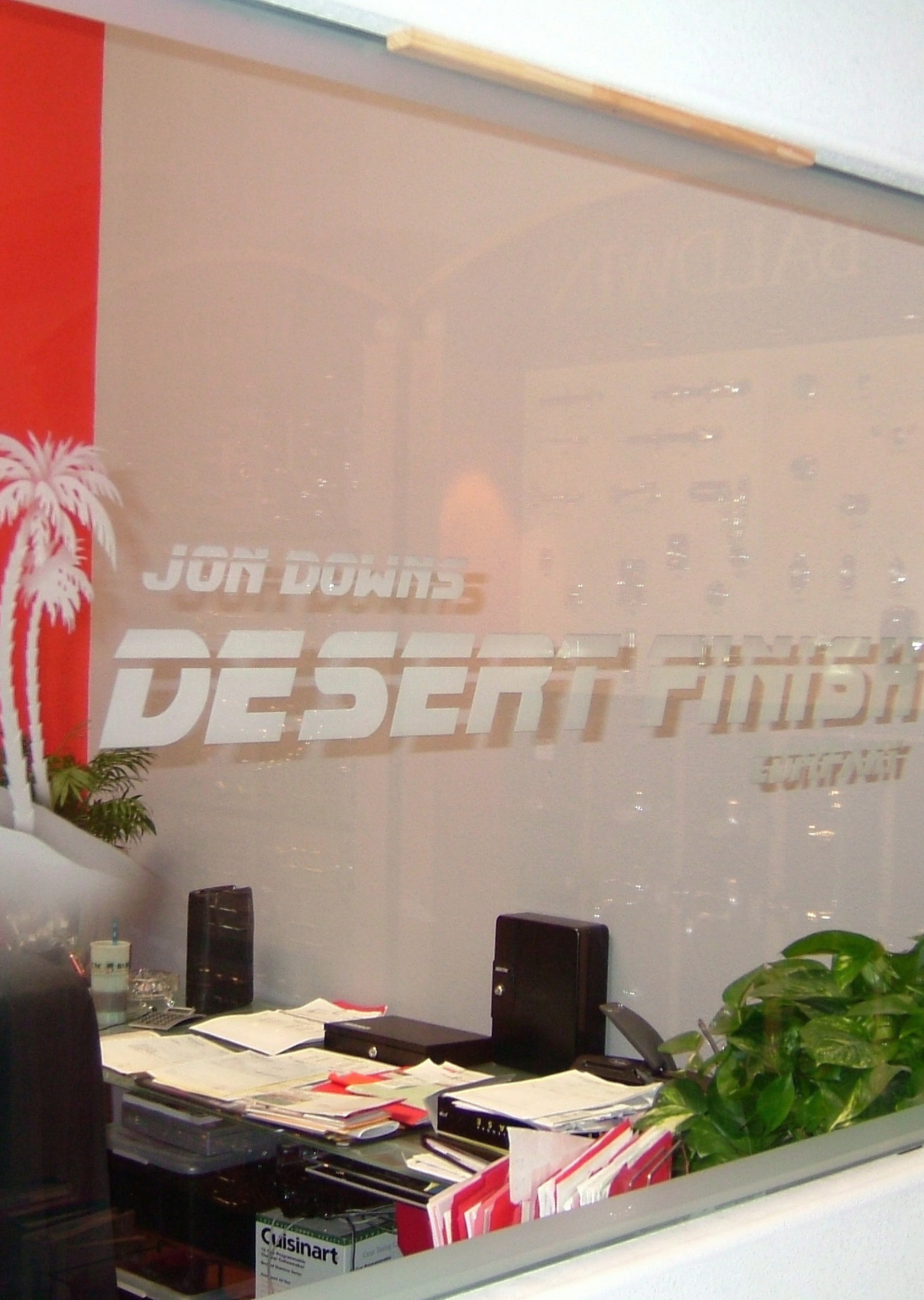 Desert Finish (similar look)
