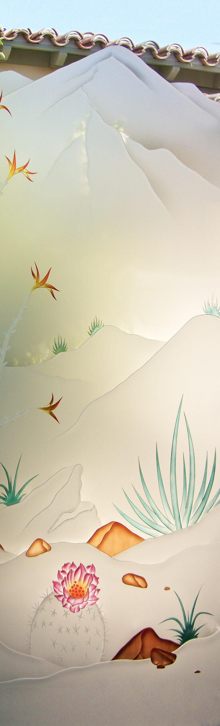 Mountains Foliage