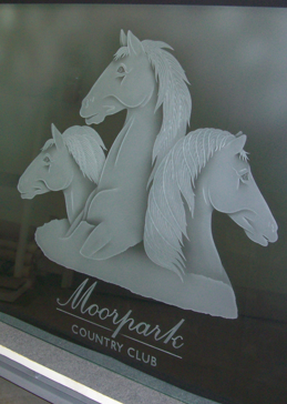 Horse Bust