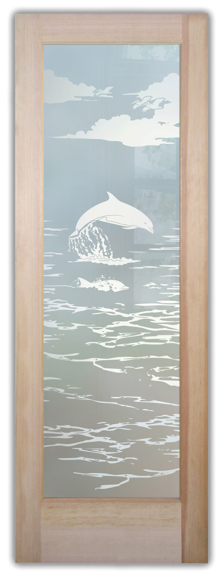 Dolphins in the Shimmer