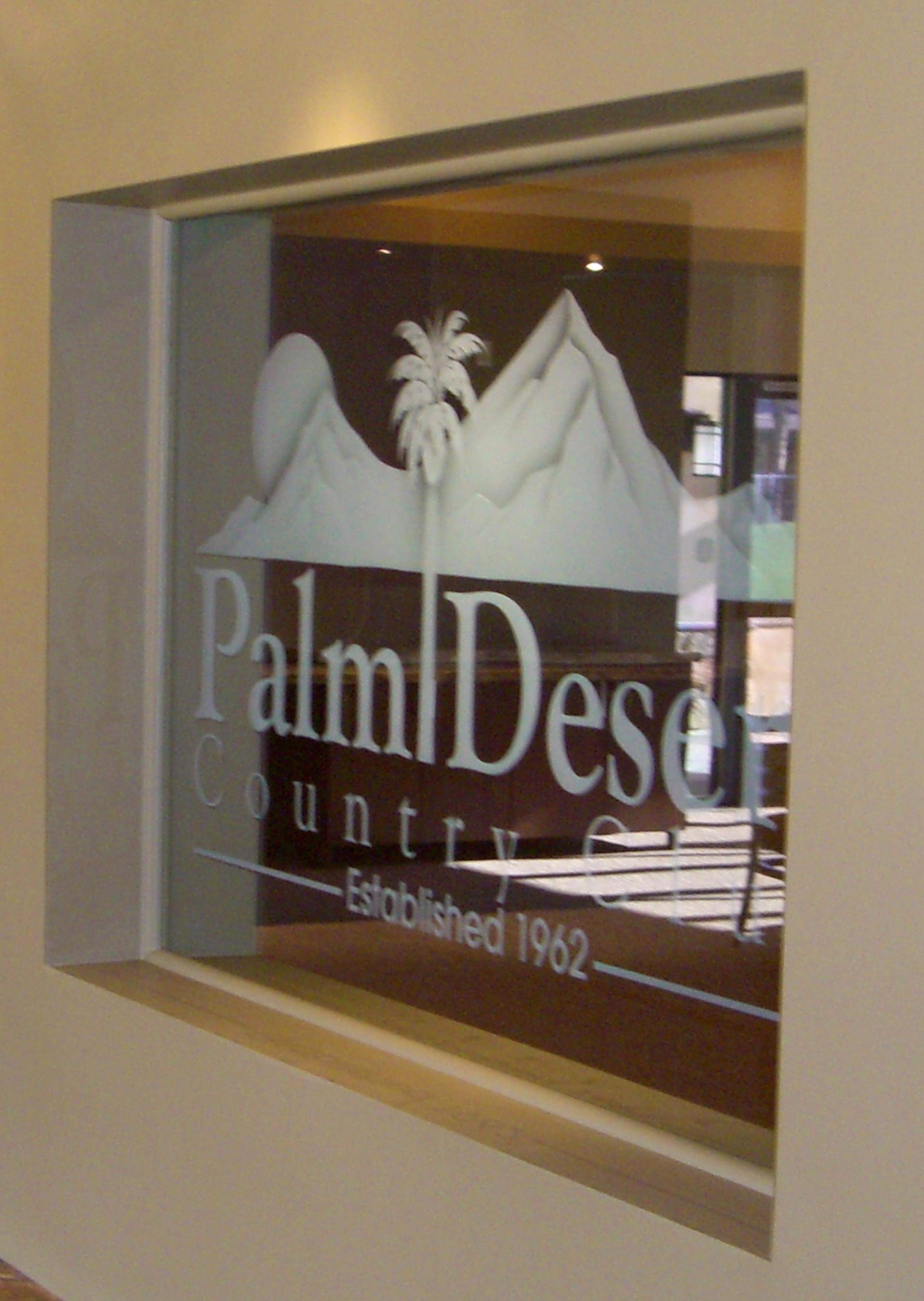 Palm Desert CC (similar look)