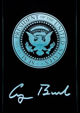U.S Presidential Seal (similar look)