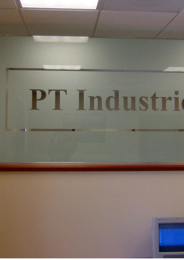 PT Industries (similar look)