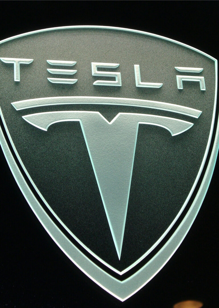 Tesla (similar look)