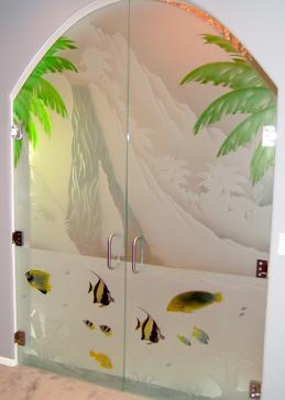 Waterfall Aquarium