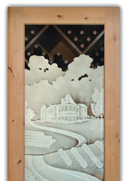 Winery Landscape