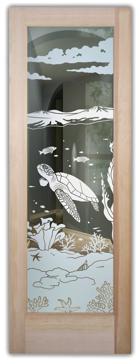 Aquarium Sea Turtle