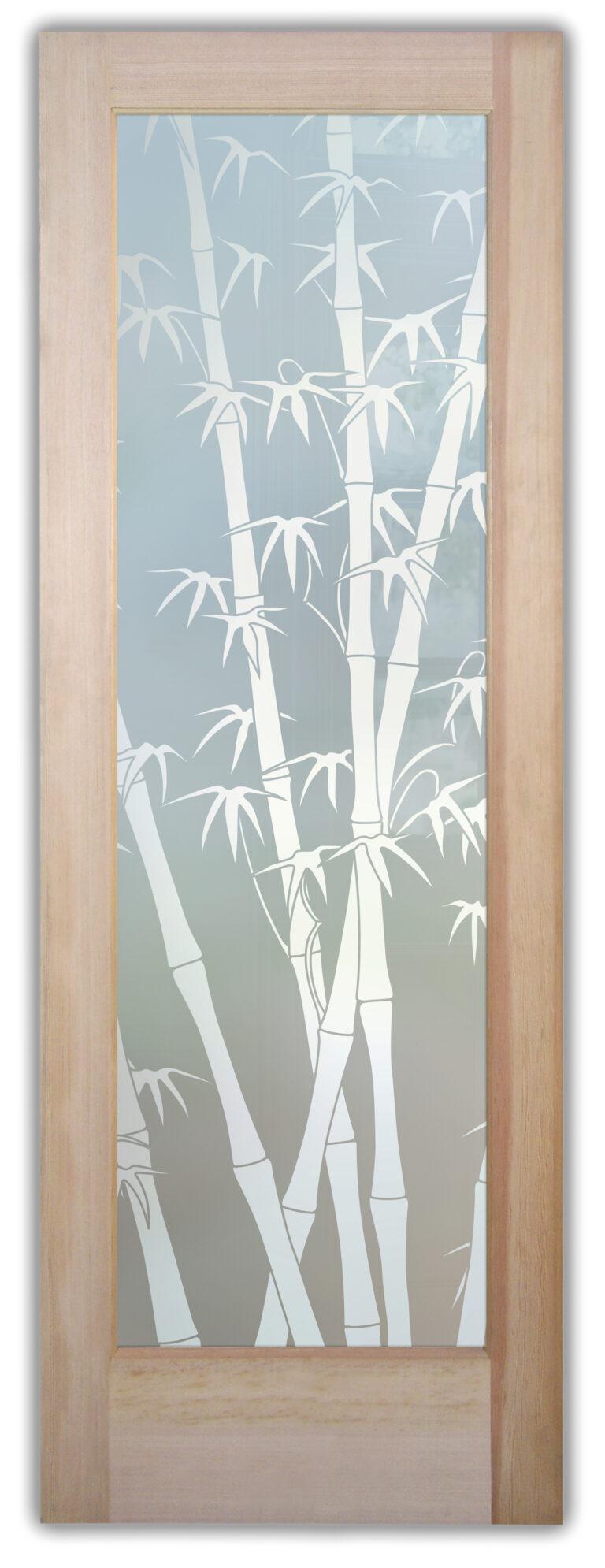 Bamboo Shoots II Green