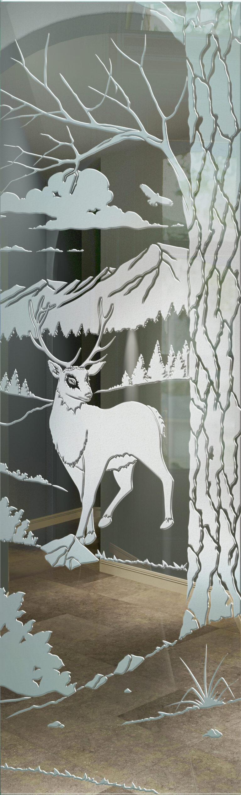 Wandering White Tail