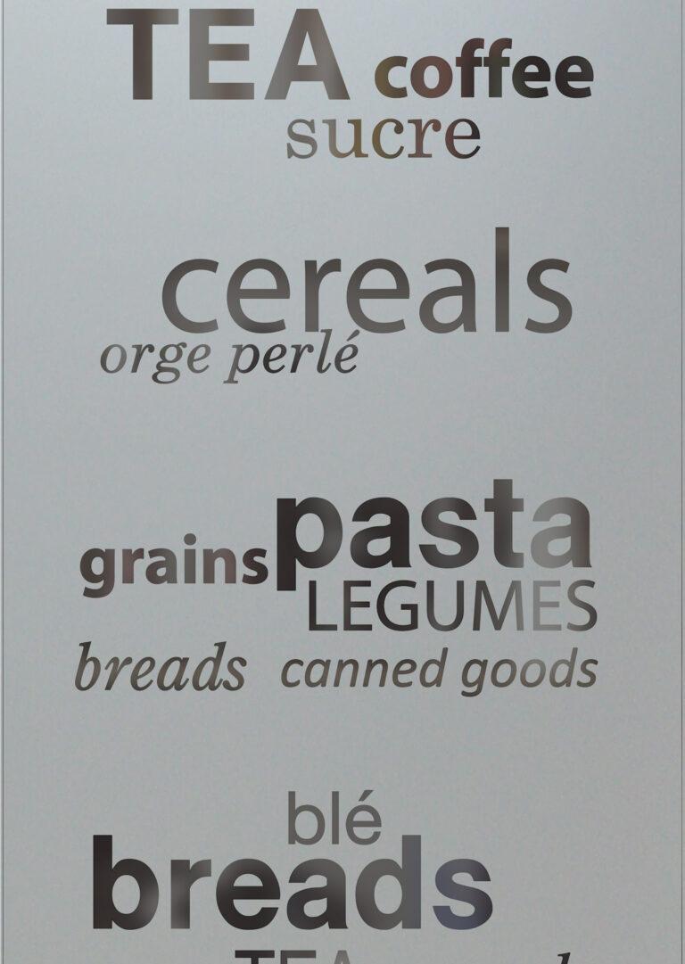 Pantry Goods b