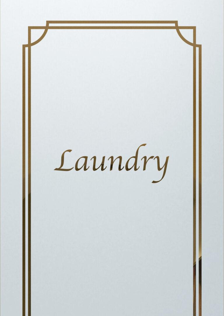 Concave Corner Laundry
