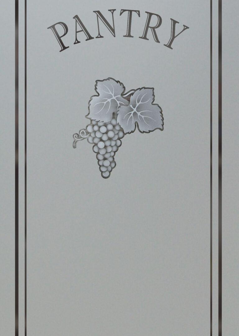 Grape Cluster Vineyard