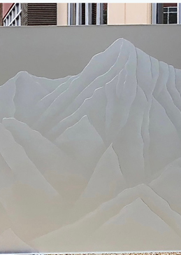 Mountains Rugged