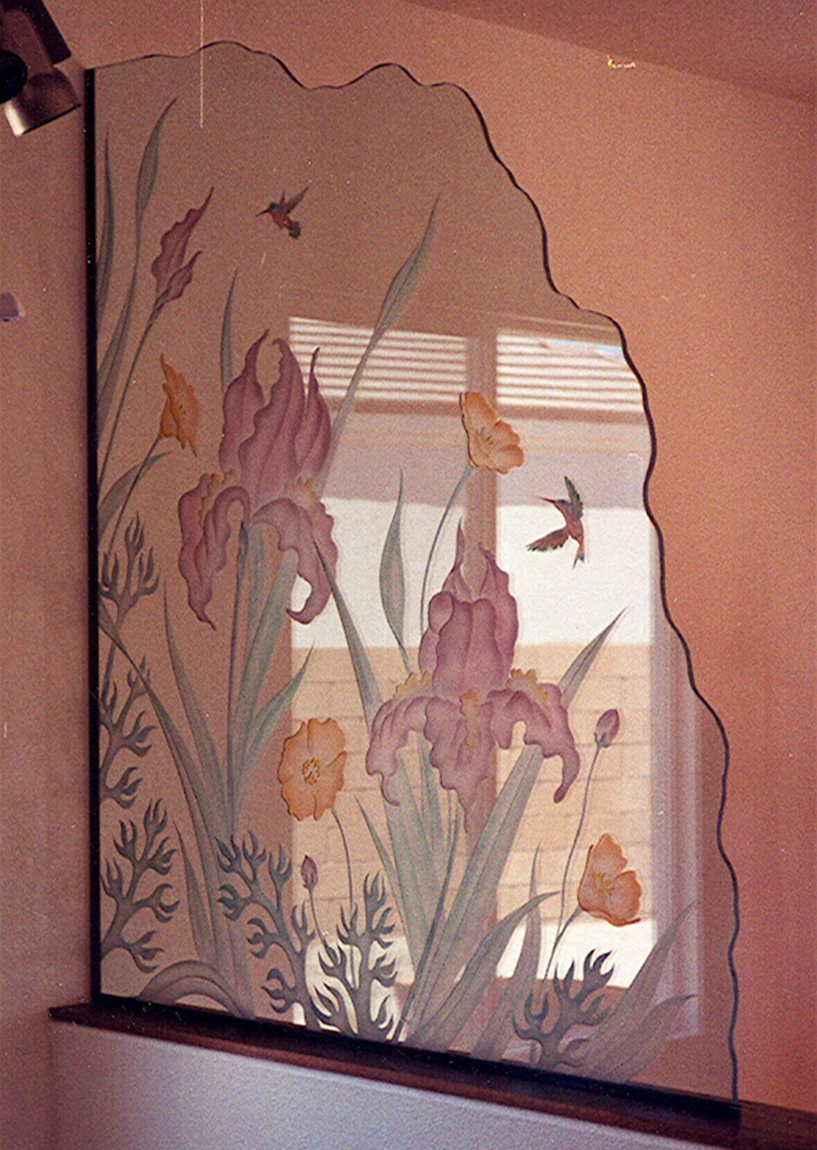 Iris Hummingbird
