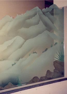 Mountain Foliage II