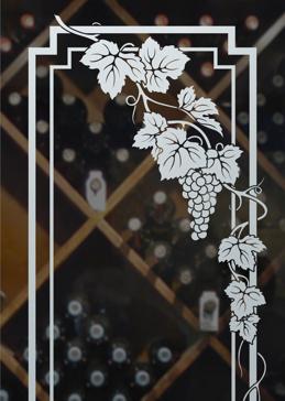 Vineyard Grapes Cascade