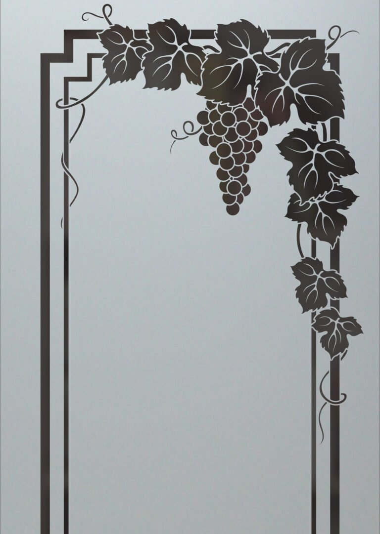 Vineyard Grapes Garland